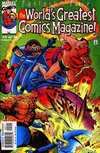 Fantastic Four: World's Greatest Comics Magazine #2 Comic Books - Covers, Scans, Photos  in Fantastic Four: World's Greatest Comics Magazine Comic Books - Covers, Scans, Gallery