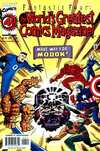 Fantastic Four: World's Greatest Comics Magazine #4 Comic Books - Covers, Scans, Photos  in Fantastic Four: World's Greatest Comics Magazine Comic Books - Covers, Scans, Gallery