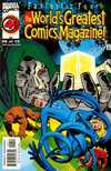 Fantastic Four: World's Greatest Comics Magazine #6 comic books - cover scans photos Fantastic Four: World's Greatest Comics Magazine #6 comic books - covers, picture gallery
