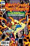 Fantastic Four: World's Greatest Comics Magazine #8 Comic Books - Covers, Scans, Photos  in Fantastic Four: World's Greatest Comics Magazine Comic Books - Covers, Scans, Gallery