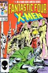 Fantastic Four vs. the X-Men #4 comic books for sale