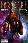 Farscape: D'Argo's Trial comic books