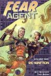 Fear Agent #1 cheap bargain discounted comic books Fear Agent #1 comic books