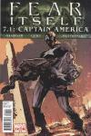 Fear Itself: Captain America Comic Books. Fear Itself: Captain America Comics.