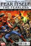 Fear Itself: The Fearless #1 comic books - cover scans photos Fear Itself: The Fearless #1 comic books - covers, picture gallery