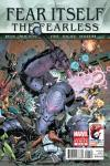 Fear Itself: The Fearless #11 comic books for sale