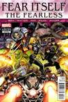 Fear Itself: The Fearless #3 comic books for sale