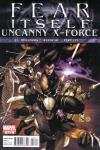 Fear Itself: Uncanny X-Force #3 comic books for sale