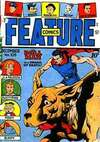 Feature Comics #105 Comic Books - Covers, Scans, Photos  in Feature Comics Comic Books - Covers, Scans, Gallery