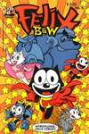 Felix the Cat: Black and White #6 comic books - cover scans photos Felix the Cat: Black and White #6 comic books - covers, picture gallery