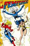 FemForce #12 comic books - cover scans photos FemForce #12 comic books - covers, picture gallery