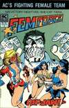 FemForce #2 Comic Books - Covers, Scans, Photos  in FemForce Comic Books - Covers, Scans, Gallery