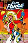 FemForce #25 comic books - cover scans photos FemForce #25 comic books - covers, picture gallery