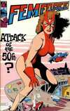 FemForce #5 Comic Books - Covers, Scans, Photos  in FemForce Comic Books - Covers, Scans, Gallery