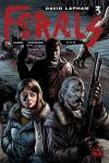 Ferals #3 comic books for sale