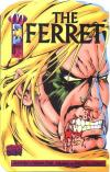 Ferret #1 comic books - cover scans photos Ferret #1 comic books - covers, picture gallery