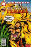 Ferret #10 comic books - cover scans photos Ferret #10 comic books - covers, picture gallery