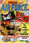 Fightin' Air Force #25 Comic Books - Covers, Scans, Photos  in Fightin' Air Force Comic Books - Covers, Scans, Gallery
