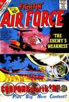 Fightin' Air Force #26 comic books - cover scans photos Fightin' Air Force #26 comic books - covers, picture gallery