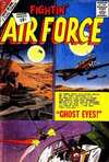 Fightin' Air Force #34 comic books - cover scans photos Fightin' Air Force #34 comic books - covers, picture gallery