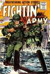 Fightin' Army comic books