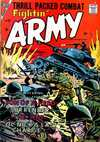 Fightin' Army #22 Comic Books - Covers, Scans, Photos  in Fightin' Army Comic Books - Covers, Scans, Gallery