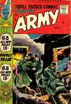 Fightin' Army #24 Comic Books - Covers, Scans, Photos  in Fightin' Army Comic Books - Covers, Scans, Gallery