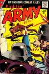 Fightin' Army #28 Comic Books - Covers, Scans, Photos  in Fightin' Army Comic Books - Covers, Scans, Gallery