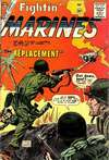 Fightin' Marines #35 Comic Books - Covers, Scans, Photos  in Fightin' Marines Comic Books - Covers, Scans, Gallery