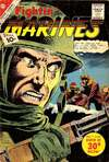 Fightin' Marines #43 comic books - cover scans photos Fightin' Marines #43 comic books - covers, picture gallery