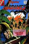 Fightin' Marines #70 comic books - cover scans photos Fightin' Marines #70 comic books - covers, picture gallery