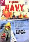 Fightin' Navy #119 comic books for sale