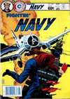 Fightin' Navy #126 comic books - cover scans photos Fightin' Navy #126 comic books - covers, picture gallery