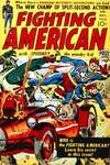 Fighting American #1 comic books - cover scans photos Fighting American #1 comic books - covers, picture gallery