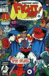 Fightman comic books