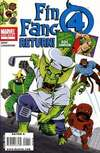 Fin Fang Four Return! Comic Books. Fin Fang Four Return! Comics.