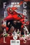 Final Crisis: Rage of the Red Lanterns #1 comic books for sale