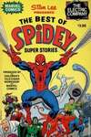 Fireside Book Series: Best of Spidey Super Stories comic books