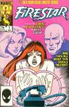 Firestar Comic Books. Firestar Comics.