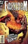 Firestorm #7 comic books for sale