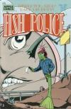 Fish Police #22 comic books - cover scans photos Fish Police #22 comic books - covers, picture gallery