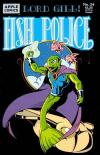 Fish Police #24 comic books - cover scans photos Fish Police #24 comic books - covers, picture gallery