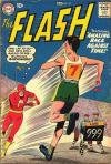 Flash #107 comic books for sale