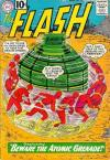 Flash #122 comic books - cover scans photos Flash #122 comic books - covers, picture gallery