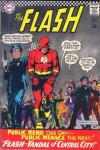 Flash #164 Comic Books - Covers, Scans, Photos  in Flash Comic Books - Covers, Scans, Gallery