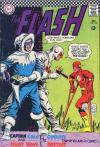 Flash #166 comic books - cover scans photos Flash #166 comic books - covers, picture gallery