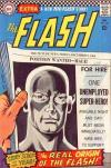 Flash #167 comic books - cover scans photos Flash #167 comic books - covers, picture gallery