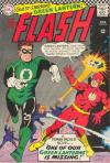 Flash #168 comic books - cover scans photos Flash #168 comic books - covers, picture gallery
