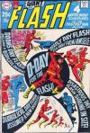 Flash #187 comic books - cover scans photos Flash #187 comic books - covers, picture gallery