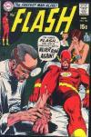 Flash #190 comic books - cover scans photos Flash #190 comic books - covers, picture gallery